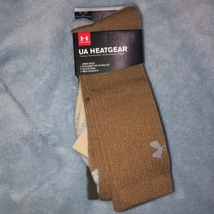 UnderArmour 3 Pack crew socks